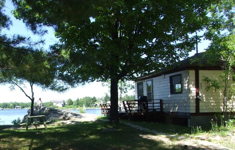 2-bedroom with loft, Cottage #5